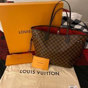 2019 Louis Vuitton Neverfull MM